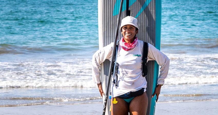 Activist Spotlight: Anupa Asokan, Surfrider Board Member