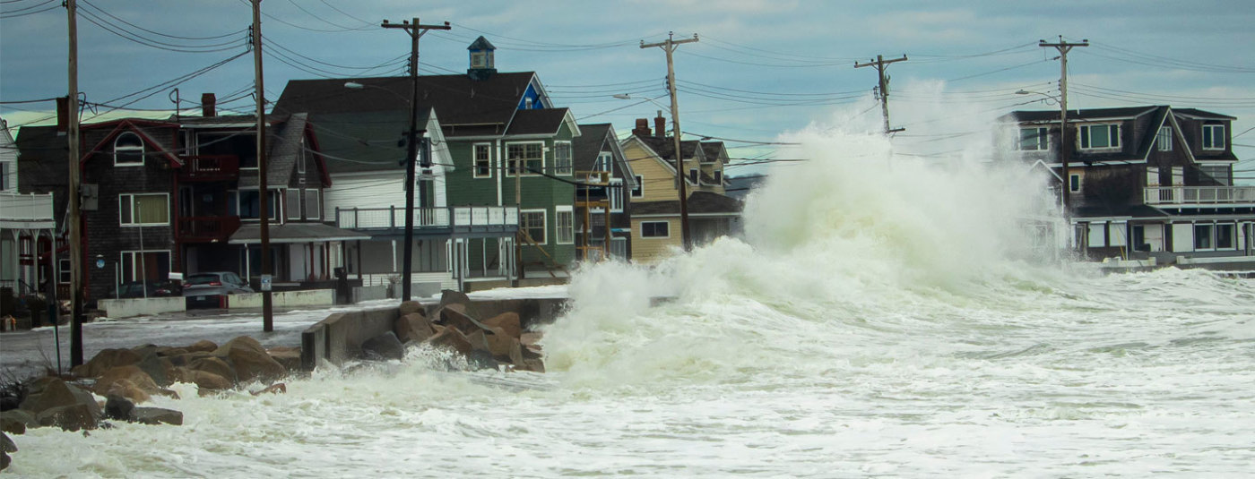 Seawalls Are Stealing Our Sandy Beaches