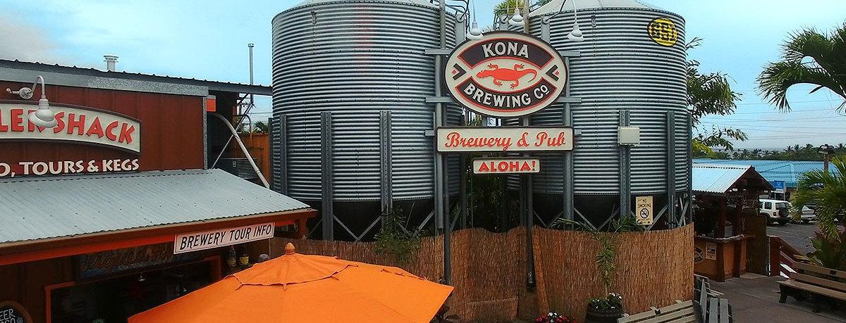 Ocean Friendly Restaurant Spotlight: Kona Brewing Co in Hawai'i