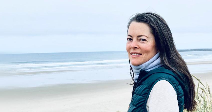 Activist Spotlight: Diya Heal with the Newport, Oregon Chapter