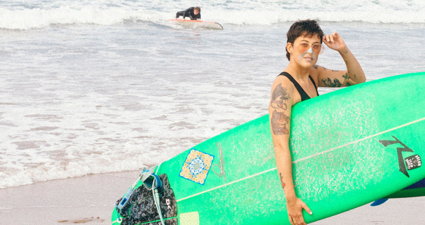 Activist Spotlight: Shelly Simon With the Los Angeles Chapter