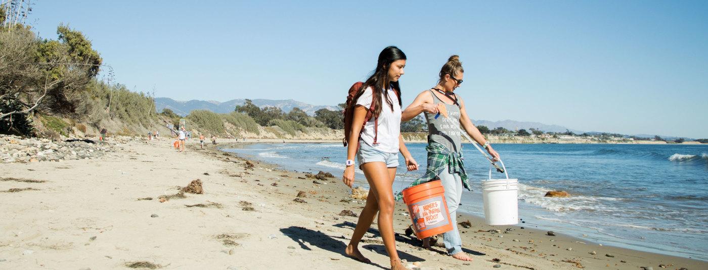 International Coastal Cleanup Day 2021