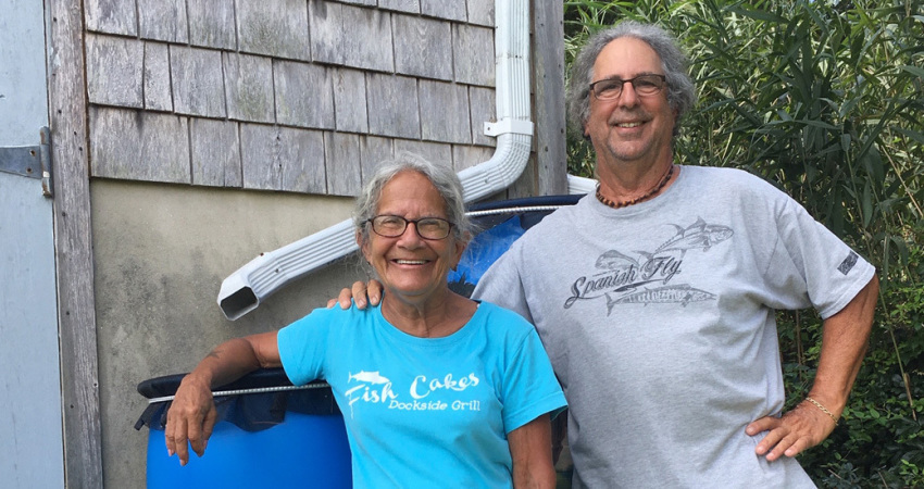 Activist's Spotlight: Carol Jones and Bill Stuempfig with the South New Jersey Chapter