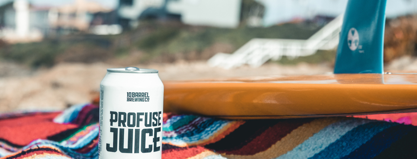 10 Barrel Brewing Co. Supports Surfrider's Mission for a Second Year