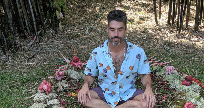 Activist Profile: Christopher Robinson with the Maui Chapter