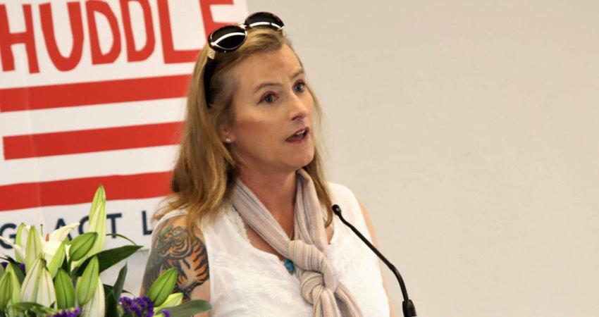 Activist Spotlight: Stephanie Wade